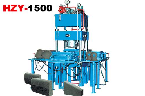 恒兴机械HZY-1500混凝土液压成型机砖机