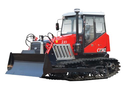 东方红(一拖)C1002/C1202/C1302履带拖拉机
