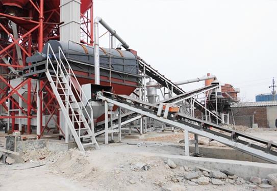 岳首SM系列机制砂生产设备