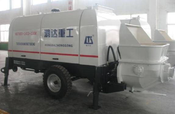 鸿达HBT60S1413-130R拖泵
