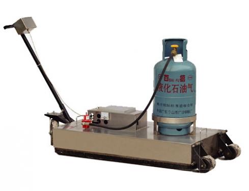 易山重工CLYJ-LB2X4手拉型热再生修补机