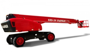常林GKS34随车起重机