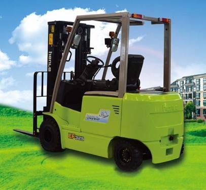 恒叉EF320蓄電池平衡重式叉車