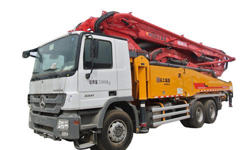 徐工HB50K泵车