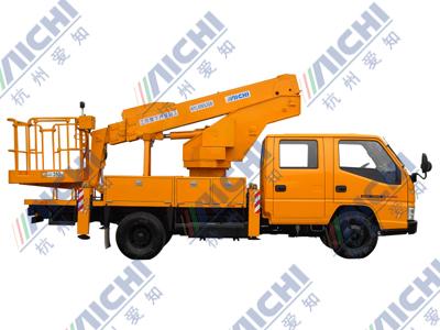 杭州爱知HYL5065JGKA伸缩臂式高空作业车