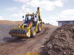 卡特彼勒434E机械式挖掘装载机