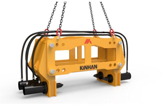 泰信机械KW800截梁机