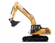柳工CLG933E挖掘机