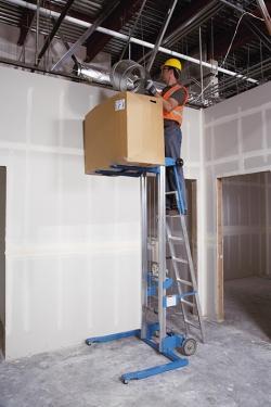 吉尼物料升降机吉尼Lift移动式物料升降机