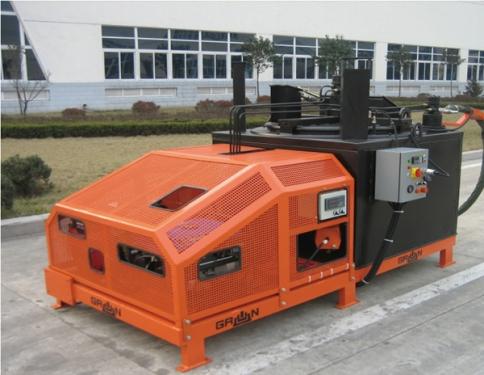 恒基HJ-500车载路面灌缝机