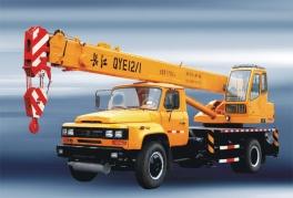 长江QYE12/1起重机
