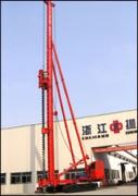 振中JZL50/JZL75/JZL90A履带式多功能桩机