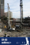土力机械SR-60入岩旋挖钻机