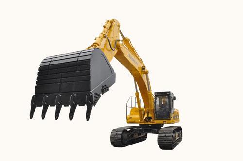 中联重科ZE520E/ESP小型挖掘机