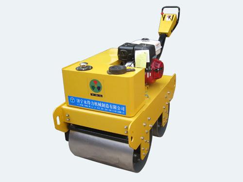 永得力YDL-YLS600B汽油双轮小型压路机