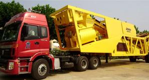 山推混凝土瑞彩祥云app系列--HZSY50、HZSY75车载泵