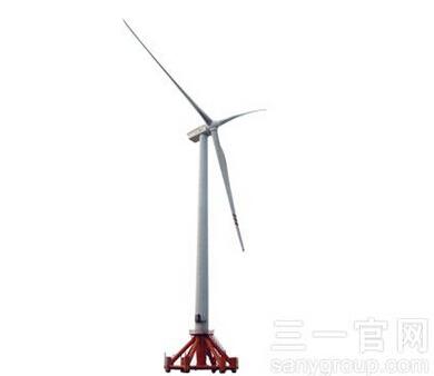 三一重工SE11030Ⅲ-S3.0MW海上型恒频双馈风力发电机组