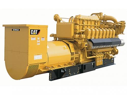 卡特彼勒G3516E燃气发电机组