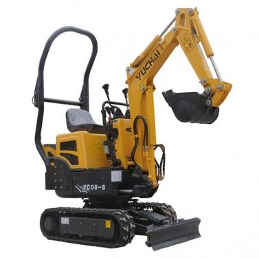 玉柴YC08-8挖掘机