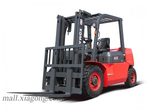 厦工XG550-DT5C内燃平衡重式叉车