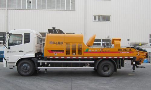 徐工HBC10015K车载泵