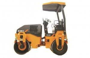 柳工CLG6032E组合式小型双钢轮压路机