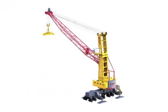 三一重工SGQ85S港口移动式高架起重机