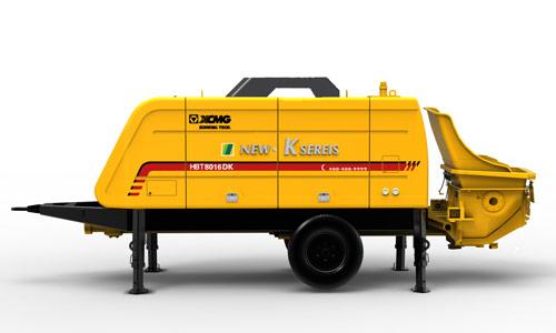徐工HBT8016DK拖泵