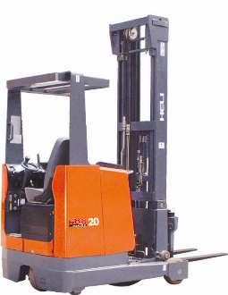 合力1.6-2.0吨坐式前移蓄电池叉车