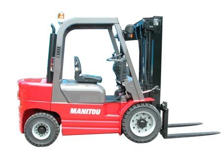 曼尼通1.5T/1.8T内燃平衡重式叉车
