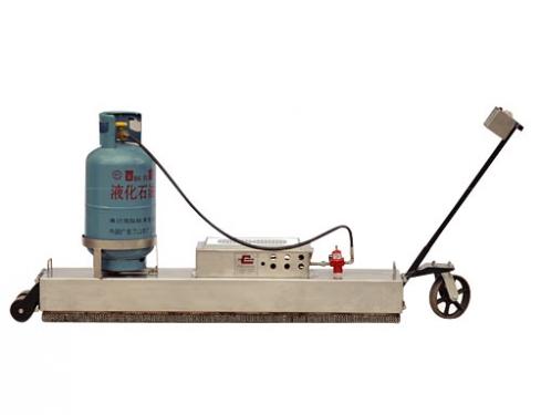 易山重工CLYJ-LB1X4手拉型热再生修补机