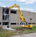 利勃海尔R934CLitronic 破碎履带式挖掘机