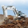 利勃海尔R 984 C矿用挖掘机