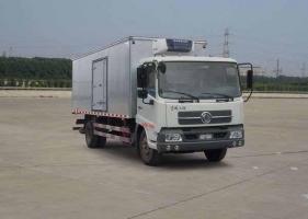 楚飞东风牌DFL5100XLCBX7A型(4.99吨)冷藏车