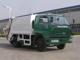 中通汽车ZTQ5120ZYSBJH37D压缩式垃圾车