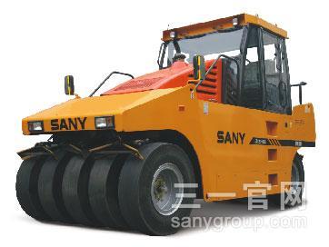 三一重工SPR200-5輪胎式壓路機