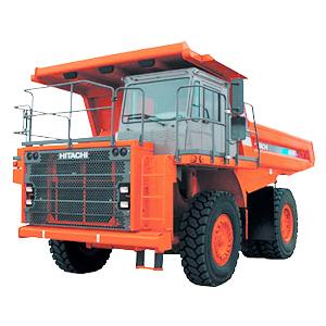 日立EH750-3刚性自卸卡车