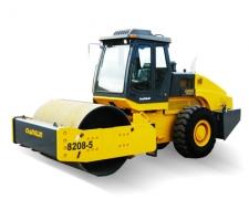 常林8208-5单钢轮压路机