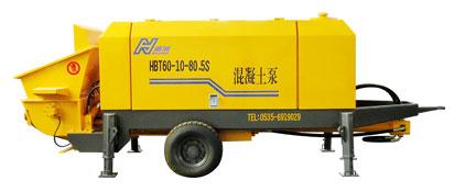 海州HBT60-10-80.5S混凝土泵