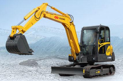 宜工CY860履带式挖掘机履带式挖掘机