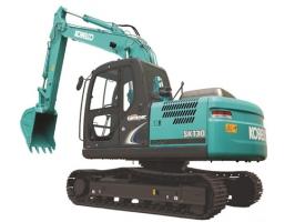 神钢SK130(进口机型)挖掘机