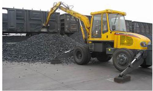 华鑫WYL-X80卸煤机