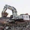 利勃海尔R 9150矿用挖掘机
