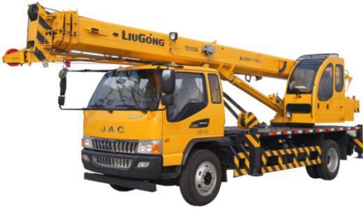柳工TC100A(国IV) 汽车起重机