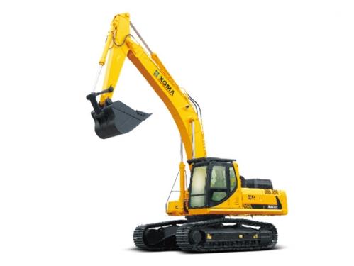厦工XG833EH履带式挖掘机