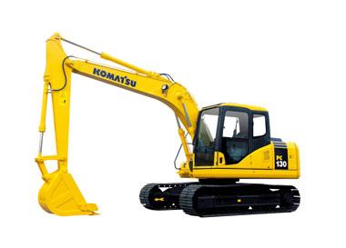 小松PC130-7液压挖掘机