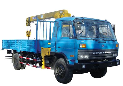 石煤机QYS-3.2Ⅱ3.2吨直臂式随车起重机