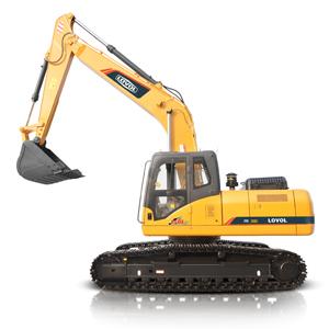 雷沃重工FR260挖掘机