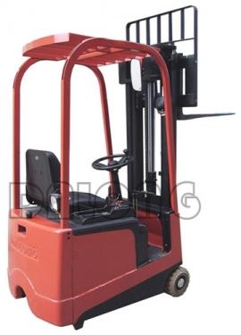 梅狮CPD10SA迷你型全电动平衡重座式叉车