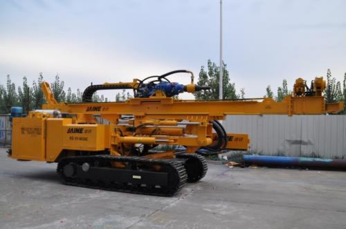 建研JD180B履带式多功能钻机